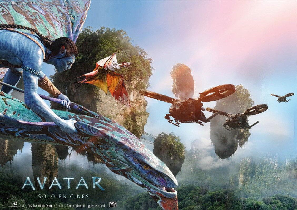 ... к фильму Аватар / Avatar 2009 Джеймс Кэмерон: www.films-avatar.ru/poster